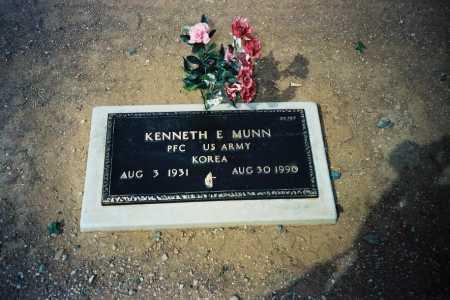 MUNN, KENNETH - Maricopa County, Arizona | KENNETH MUNN - Arizona Gravestone Photos
