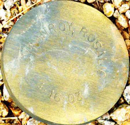 MUNROY, ROSALIO - Maricopa County, Arizona | ROSALIO MUNROY - Arizona Gravestone Photos