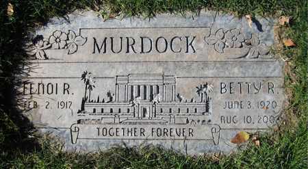 MURDOCK, BETTY R. - Maricopa County, Arizona | BETTY R. MURDOCK - Arizona Gravestone Photos