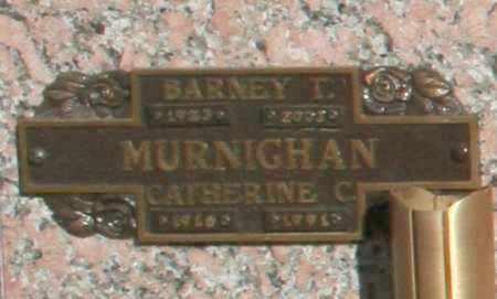 MURNIGHAN, BARNEY T - Maricopa County, Arizona | BARNEY T MURNIGHAN - Arizona Gravestone Photos