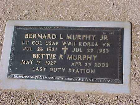 MURPHY, BETTIE R. - Maricopa County, Arizona   BETTIE R. MURPHY - Arizona Gravestone Photos