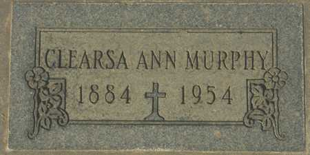 MURPHY, CLEARSA ANN - Maricopa County, Arizona | CLEARSA ANN MURPHY - Arizona Gravestone Photos