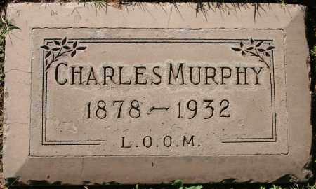 MURPHY, CHARLES - Maricopa County, Arizona   CHARLES MURPHY - Arizona Gravestone Photos