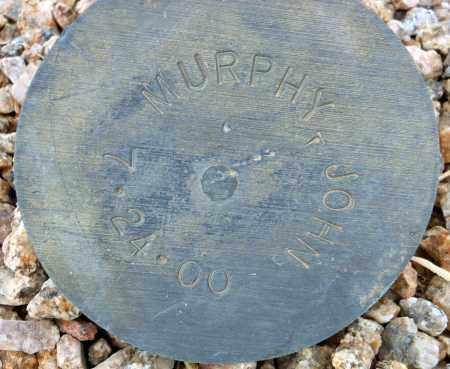 MURPHY, JOHN - Maricopa County, Arizona   JOHN MURPHY - Arizona Gravestone Photos