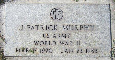 MURPHY, J. PATRICK - Maricopa County, Arizona | J. PATRICK MURPHY - Arizona Gravestone Photos