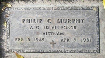 MURPHY, PHILIP C - Maricopa County, Arizona | PHILIP C MURPHY - Arizona Gravestone Photos
