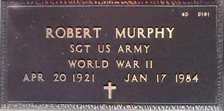 MURPHY, ROBERT - Maricopa County, Arizona   ROBERT MURPHY - Arizona Gravestone Photos