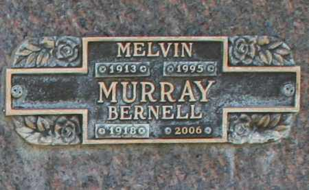 MURRAY, BERNELL - Maricopa County, Arizona | BERNELL MURRAY - Arizona Gravestone Photos