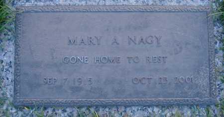 NAGY, MARY A. - Maricopa County, Arizona | MARY A. NAGY - Arizona Gravestone Photos