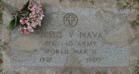 NAVA, JESUS V - Maricopa County, Arizona   JESUS V NAVA - Arizona Gravestone Photos