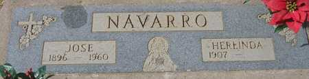 NAVARRO, JOSE - Maricopa County, Arizona | JOSE NAVARRO - Arizona Gravestone Photos