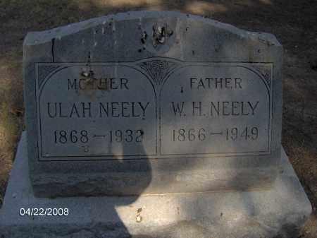 NEELY, ULAH - Maricopa County, Arizona | ULAH NEELY - Arizona Gravestone Photos