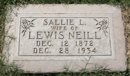 NEILL, LEWIS #2 - Maricopa County, Arizona | LEWIS #2 NEILL - Arizona Gravestone Photos