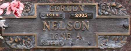 NELSON, GORDON - Maricopa County, Arizona | GORDON NELSON - Arizona Gravestone Photos