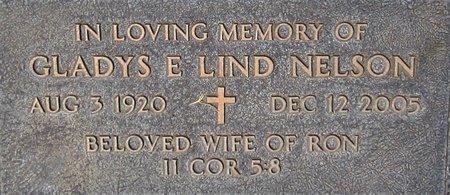 NELSON, GLADYS E. - Maricopa County, Arizona | GLADYS E. NELSON - Arizona Gravestone Photos
