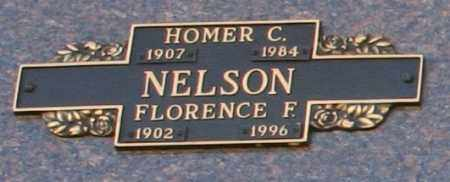 NELSON, FLORENCE F - Maricopa County, Arizona | FLORENCE F NELSON - Arizona Gravestone Photos
