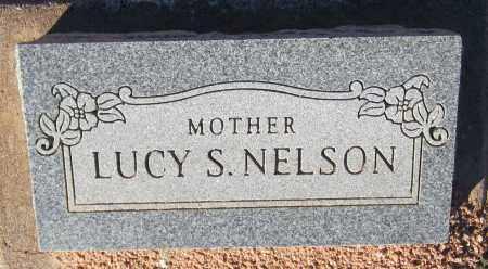NELSON, LUCY S. - Maricopa County, Arizona | LUCY S. NELSON - Arizona Gravestone Photos