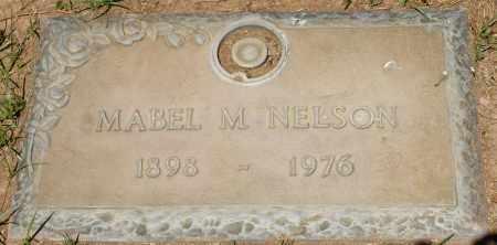 NELSON, MABEL M. - Maricopa County, Arizona | MABEL M. NELSON - Arizona Gravestone Photos