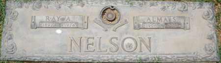NELSON, ALMA S. - Maricopa County, Arizona   ALMA S. NELSON - Arizona Gravestone Photos