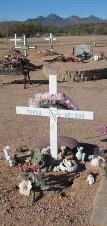 NELSON, VERNA - Maricopa County, Arizona   VERNA NELSON - Arizona Gravestone Photos