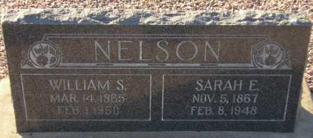 HASTINGS NELSON, SARAH E. - Maricopa County, Arizona | SARAH E. HASTINGS NELSON - Arizona Gravestone Photos