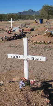 NELSON, WARREN - Maricopa County, Arizona | WARREN NELSON - Arizona Gravestone Photos