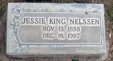 NELSSEN, JESSIE - Maricopa County, Arizona   JESSIE NELSSEN - Arizona Gravestone Photos