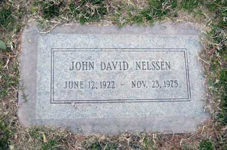 NELSSEN, JOHN DAVID - Maricopa County, Arizona | JOHN DAVID NELSSEN - Arizona Gravestone Photos