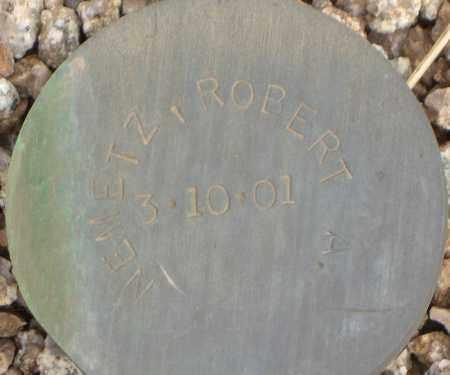 NEMETZ, ROBERT A. - Maricopa County, Arizona | ROBERT A. NEMETZ - Arizona Gravestone Photos