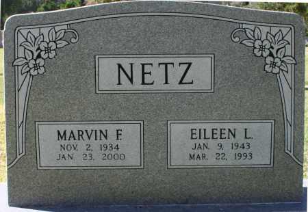 NETZ, EILEEN L - Maricopa County, Arizona | EILEEN L NETZ - Arizona Gravestone Photos