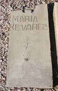 NEVAREZ, MARIA - Maricopa County, Arizona | MARIA NEVAREZ - Arizona Gravestone Photos