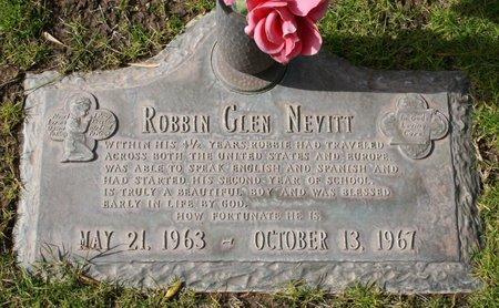 NEVITT, ROBBIN GLEN - Maricopa County, Arizona | ROBBIN GLEN NEVITT - Arizona Gravestone Photos