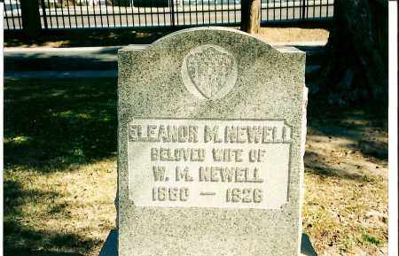 ALLEN NEWELL, ELEANOR M - Maricopa County, Arizona | ELEANOR M ALLEN NEWELL - Arizona Gravestone Photos