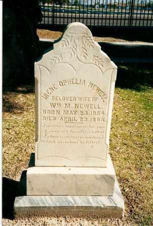 POMEROY NEWELL, IRENE OPHELIA - Maricopa County, Arizona | IRENE OPHELIA POMEROY NEWELL - Arizona Gravestone Photos