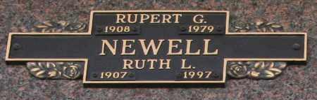NEWELL, RUPERT G - Maricopa County, Arizona   RUPERT G NEWELL - Arizona Gravestone Photos