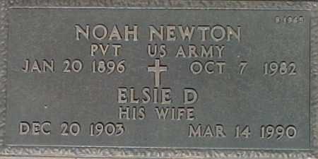 NEWTON, NOAH - Maricopa County, Arizona | NOAH NEWTON - Arizona Gravestone Photos