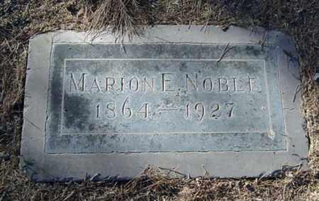 YOUNG NOBLE, MARION E. - Maricopa County, Arizona | MARION E. YOUNG NOBLE - Arizona Gravestone Photos