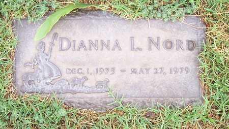 NORD, DIANNA L. - Maricopa County, Arizona | DIANNA L. NORD - Arizona Gravestone Photos