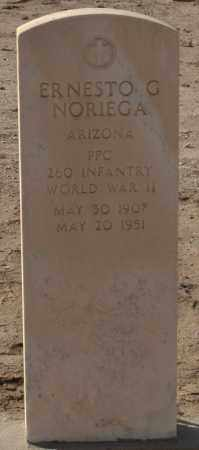 NORIEGA, ERNESTO G. - Maricopa County, Arizona | ERNESTO G. NORIEGA - Arizona Gravestone Photos