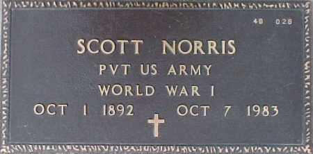 NORRIS, SCOTT - Maricopa County, Arizona | SCOTT NORRIS - Arizona Gravestone Photos