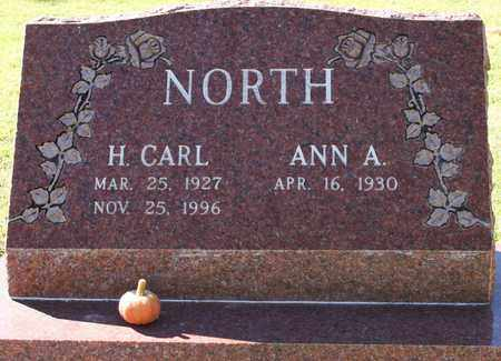 NORTH, HERBERT CARL - Maricopa County, Arizona | HERBERT CARL NORTH - Arizona Gravestone Photos