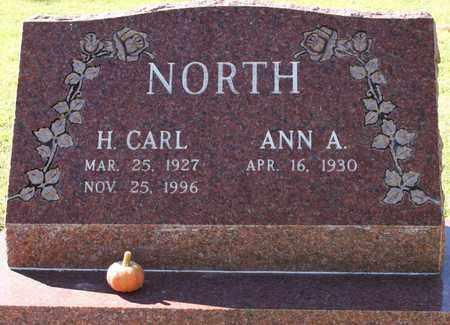 NORTH, ANN A - Maricopa County, Arizona | ANN A NORTH - Arizona Gravestone Photos