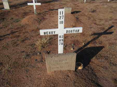NORTON, HENRY - Maricopa County, Arizona | HENRY NORTON - Arizona Gravestone Photos
