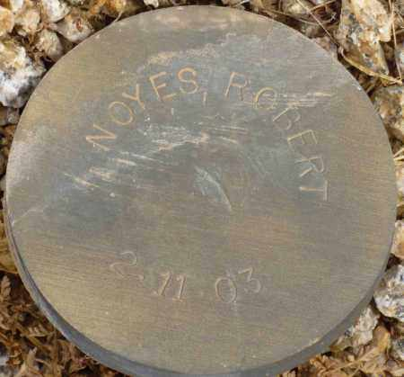 NOYES, ROBERT - Maricopa County, Arizona | ROBERT NOYES - Arizona Gravestone Photos