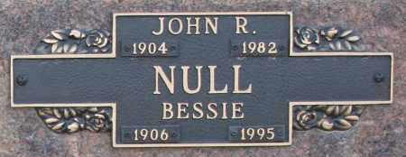 NULL, JOHN R - Maricopa County, Arizona | JOHN R NULL - Arizona Gravestone Photos