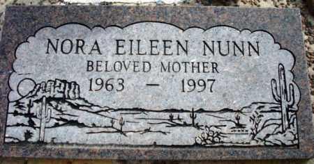 NUNN, NORA EILEEN - Maricopa County, Arizona | NORA EILEEN NUNN - Arizona Gravestone Photos
