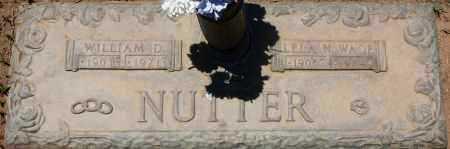 NUTTER, LELA N. - Maricopa County, Arizona   LELA N. NUTTER - Arizona Gravestone Photos