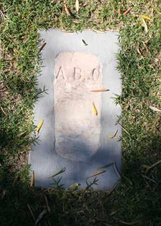 O., A. B. - Maricopa County, Arizona | A. B. O. - Arizona Gravestone Photos