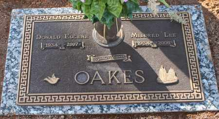 OAKES, MILDRED LEE - Maricopa County, Arizona | MILDRED LEE OAKES - Arizona Gravestone Photos