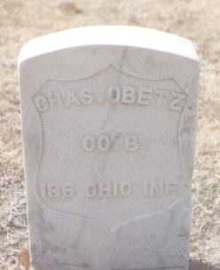 OBETZ, CHARLES - Maricopa County, Arizona | CHARLES OBETZ - Arizona Gravestone Photos